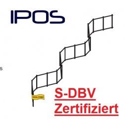 Schlange 18cm 10er Pack S - DBV - Abstandhalter - Bewehrung - Dista - Betonstahl