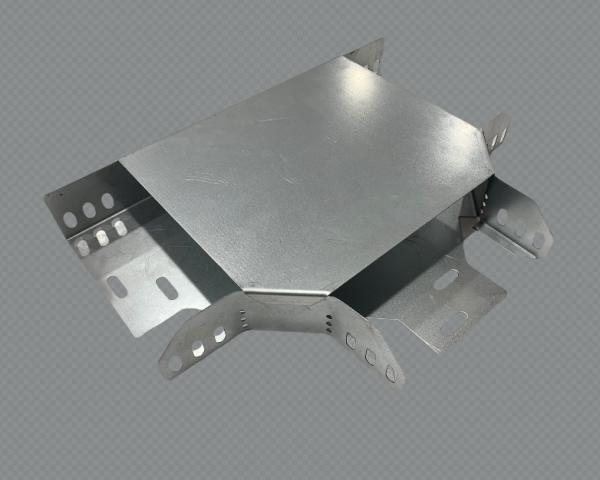 Deckel T-Stück 400er Kabelrinne